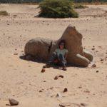 Jebel Barka mach müde