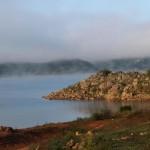 Morgenstimmung am Kruscicko jezero,