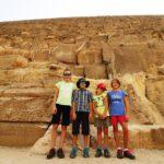 Gizeh - Cheopspyramide