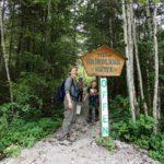 Einstieg zur Haindlkarhütte