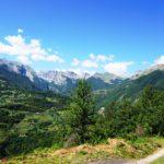 Panorama in Montenegro