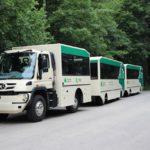 Unimog-Bus Plitvice
