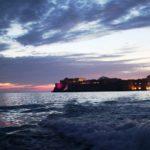 Abendstimmung vor Dubrovnik