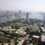 Blick vom Kairo Tower