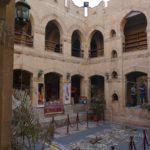 Innenhof im Khan el Khalili