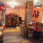 Teestube im Bazar