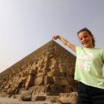 Die Pyramide auch nicht