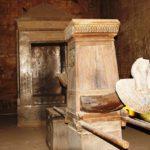 Das Allerheiligste im Horus Tempel