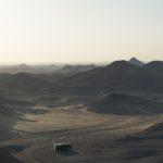 Wüste bei Wadi Halfa