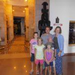 Nile Museum - die ersten Gäste?