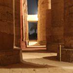 Karnak bei Nacht
