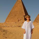 Pyramide in Jebel Barka