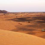 Ausblick bei Jebel Barka